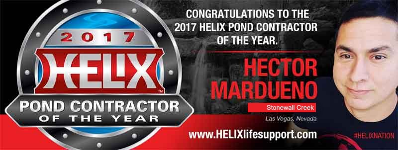 Authorized Helix Pond Contractor