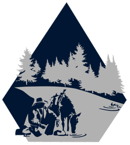 Stonewall Creek Pond Builders Logo Emblem